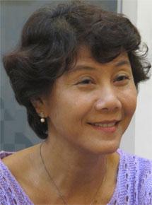 nhà khảo cổ Nguyễn Thị Hậu